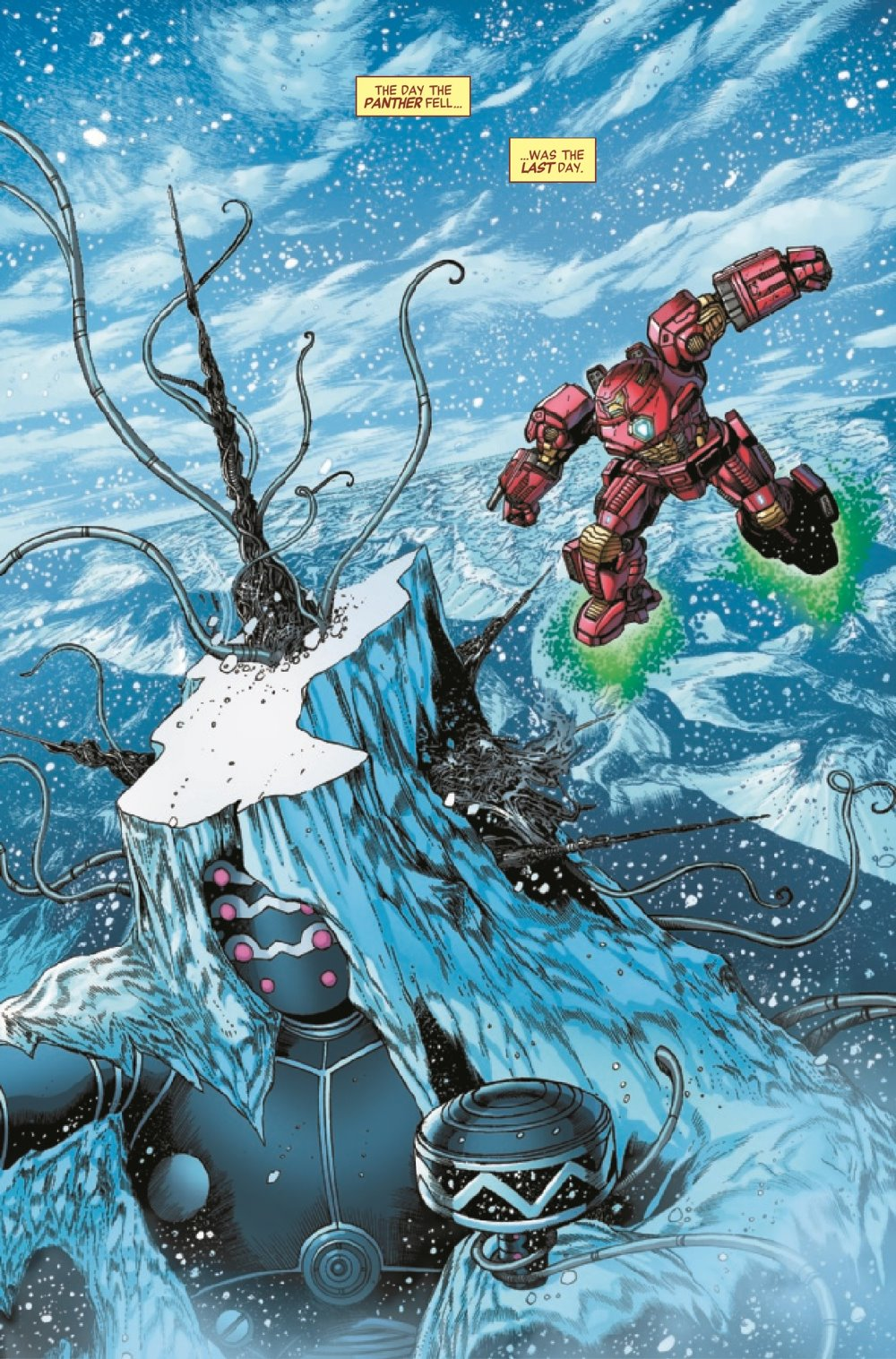 AVENMECHST2021003_Preview-3 ComicList Previews: AVENGERS MECH STRIKE #3 (OF 5)