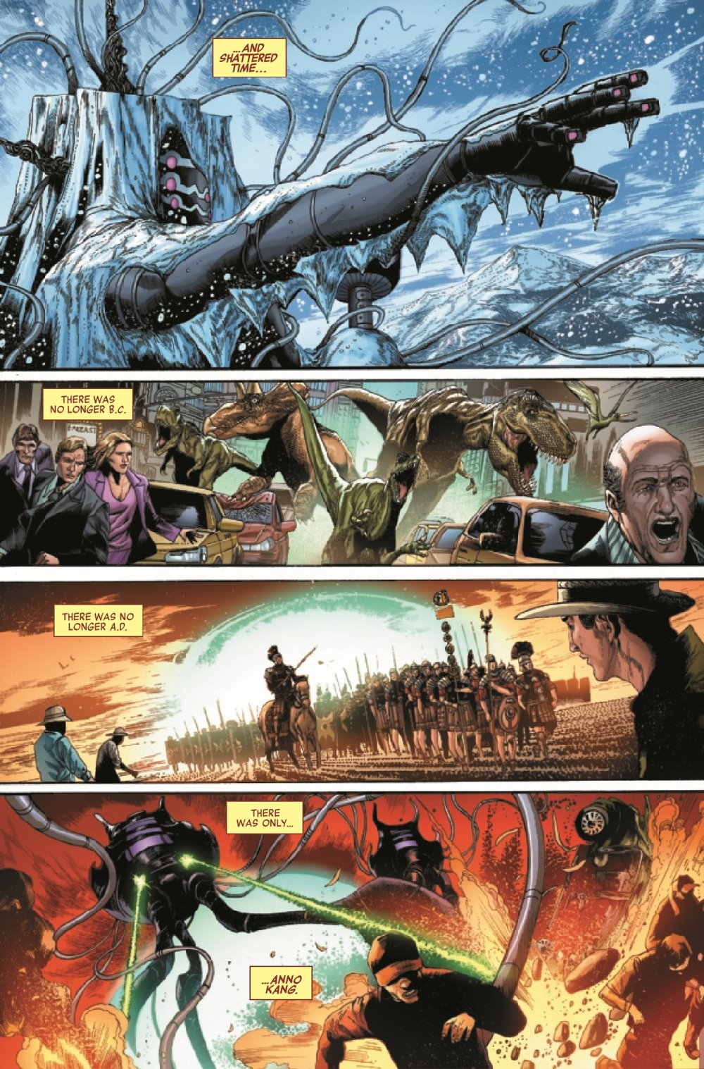 AVENMECHST2021003_Preview-5 ComicList Previews: AVENGERS MECH STRIKE #3 (OF 5)