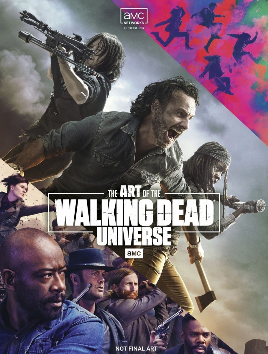 AoTWDU_solicit_covers_and_interiors_c6815a0147f8285e3b5042ebb3626151 THE ART OF AMC'S THE WALKING DEAD UNIVERSE arrives this September