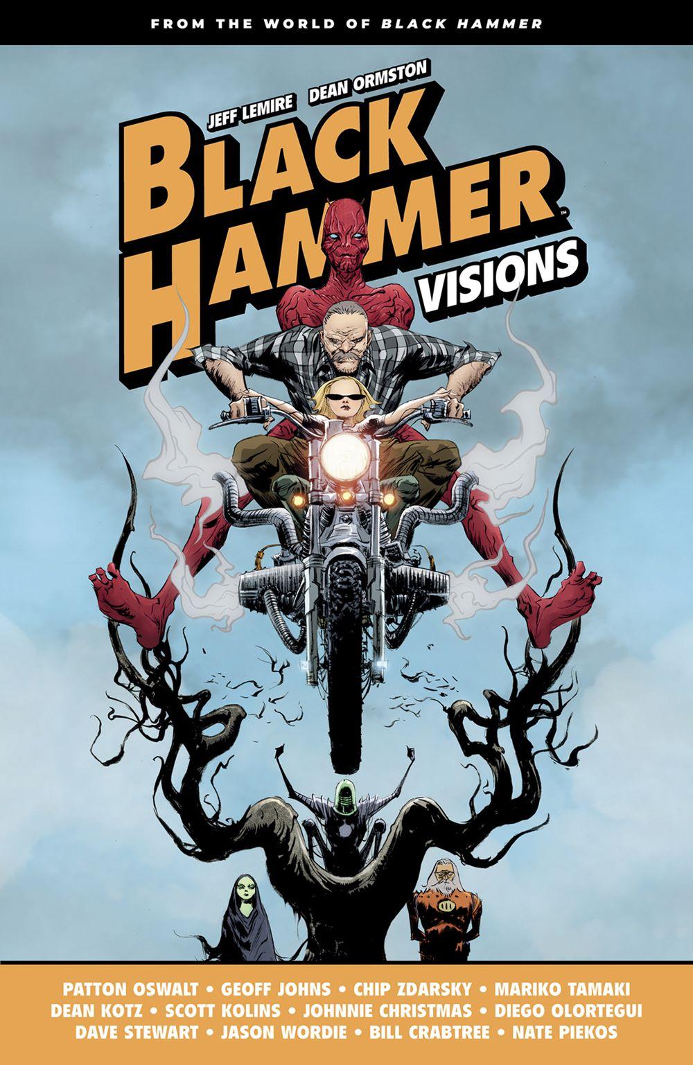 BKHMRVIS_HC_CVR_4X6_SOL Dark Horse Comics July 2021 Solicitations