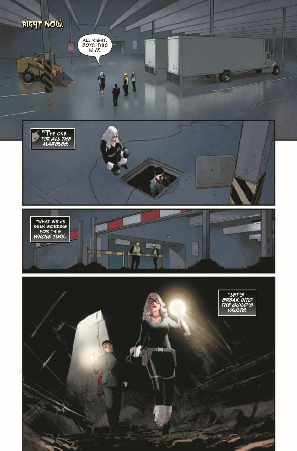 BLACKCAT2020005_Preview-3 ComicList Previews: BLACK CAT #5