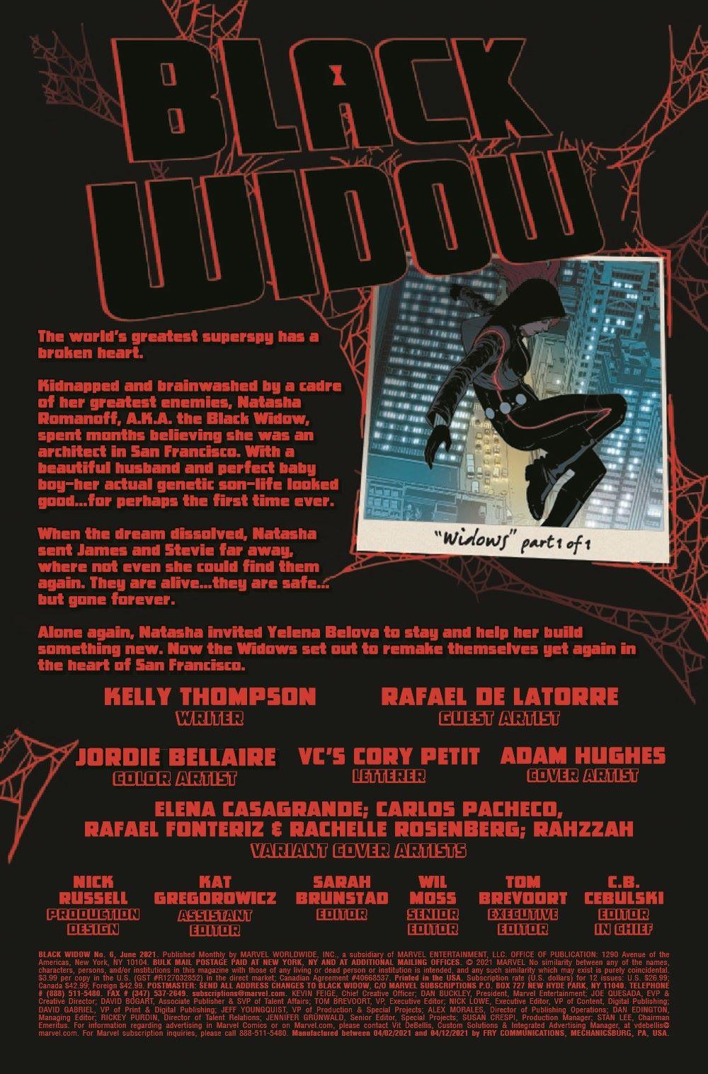 BLAW2020006_Preview-2 ComicList Previews: BLACK WIDOW #6