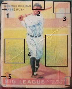 Babe-Fake-246x300 Sports Card Collecting 101 Class #6: 1933 Goudey