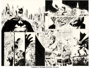 Batman-Hush-TPB-by-Jim-Lee-and-Scott-Williams-300x226 Jim Lee's Hand Doing Well: What Should He Draw?