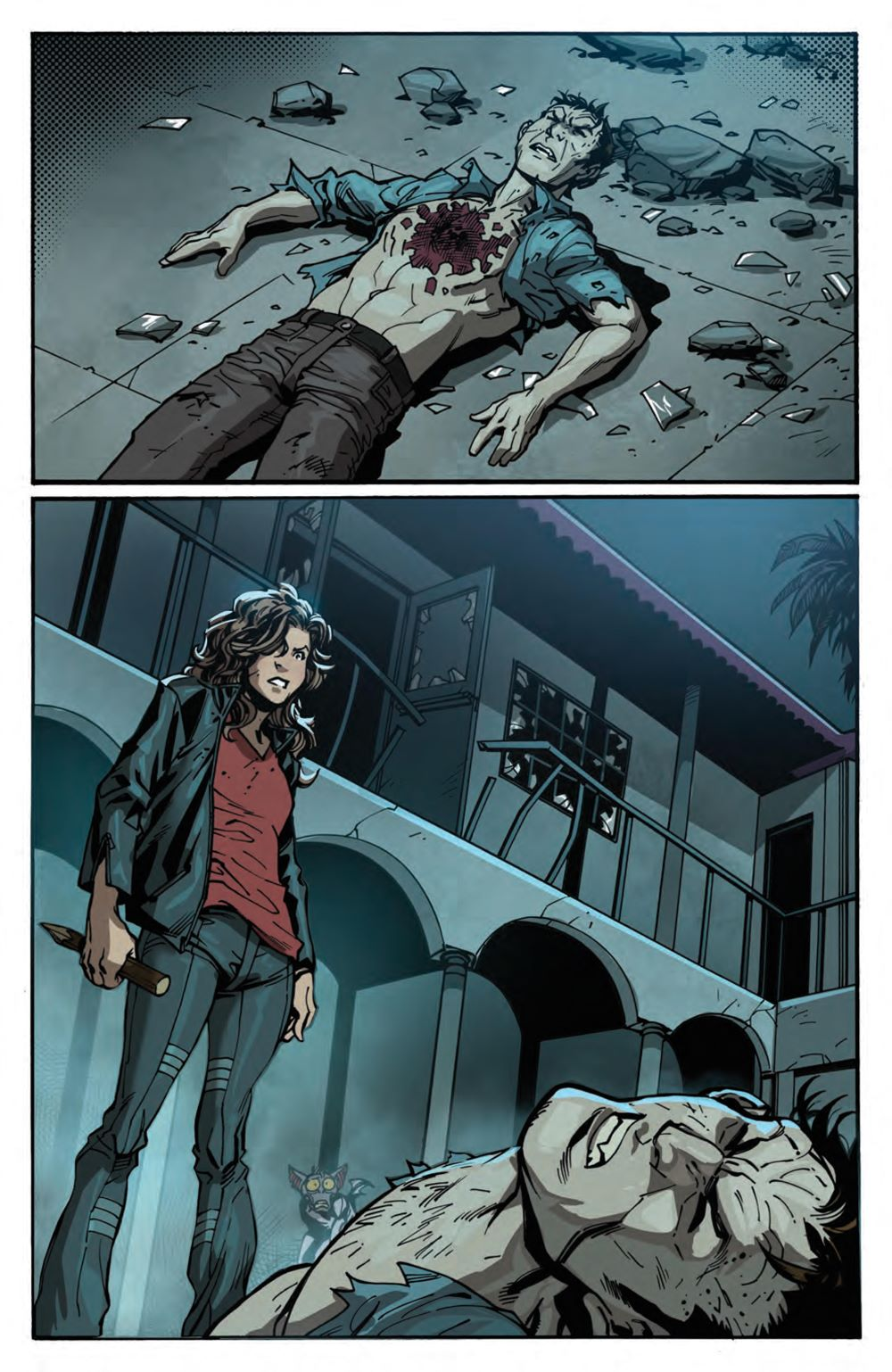 Buffy_024_PRESS_6 ComicList Previews: BUFFY THE VAMPIRE SLAYER #24