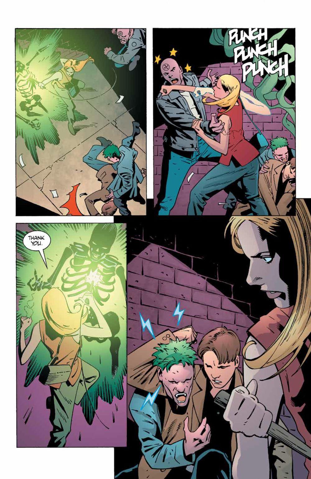 Buffy_Legacy_v4_SC_PRESS_14 ComicList Previews: BUFFY THE VAMPIRE SLAYER LEGACY EDITION VOLUME 4 SC