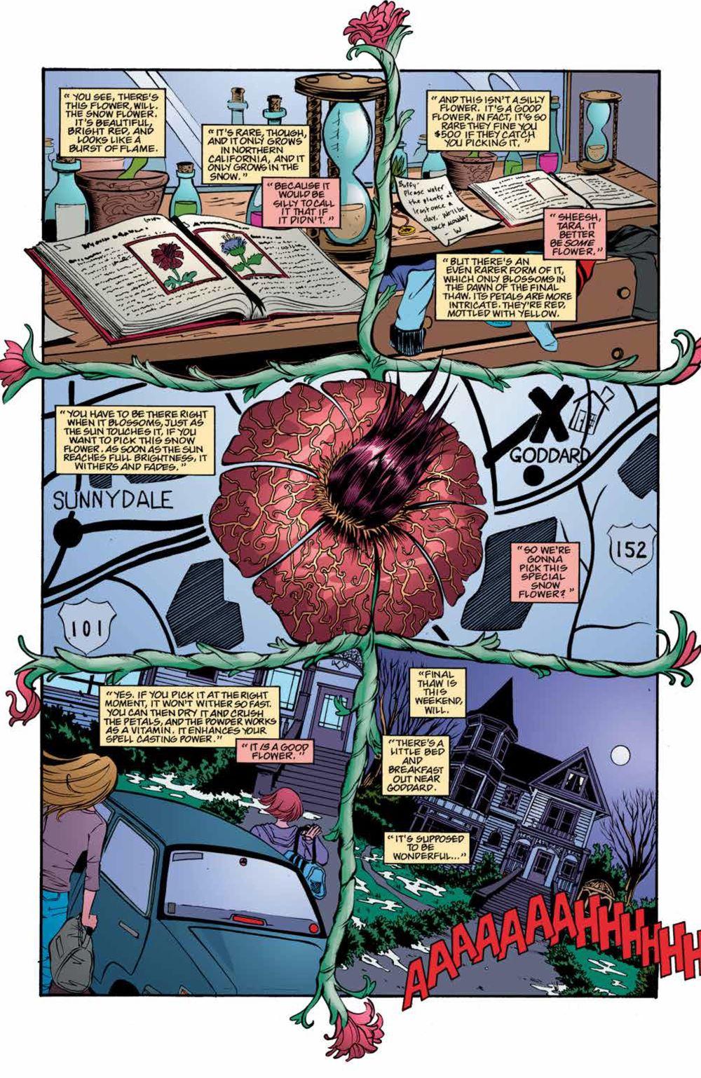 Buffy_Legacy_v4_SC_PRESS_17 ComicList Previews: BUFFY THE VAMPIRE SLAYER LEGACY EDITION VOLUME 4 SC