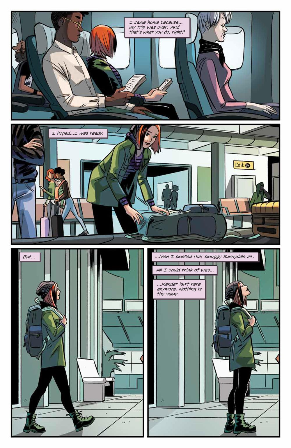 Buffy_Willow_SC_PRESS_14 ComicList Previews: BUFFY THE VAMPIRE SLAYER WILLOW TP