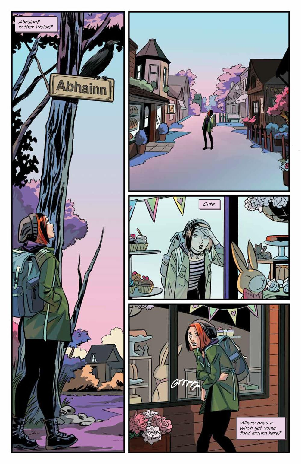 Buffy_Willow_SC_PRESS_20 ComicList Previews: BUFFY THE VAMPIRE SLAYER WILLOW TP