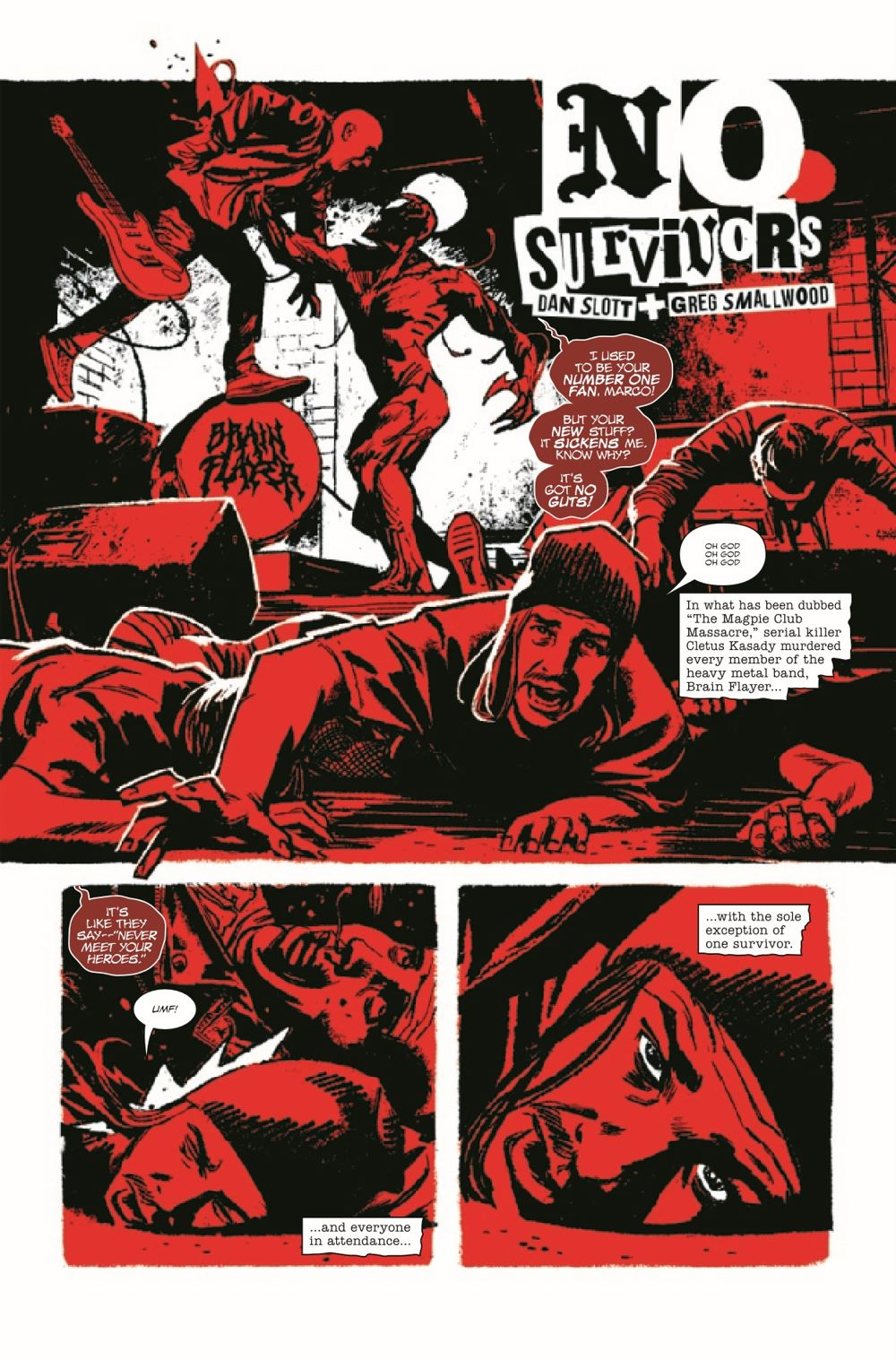 CARNBLKWHBL2021003_Preview-3 ComicList Previews: CARNAGE BLACK WHITE AND BLOOD #3 (OF 4)