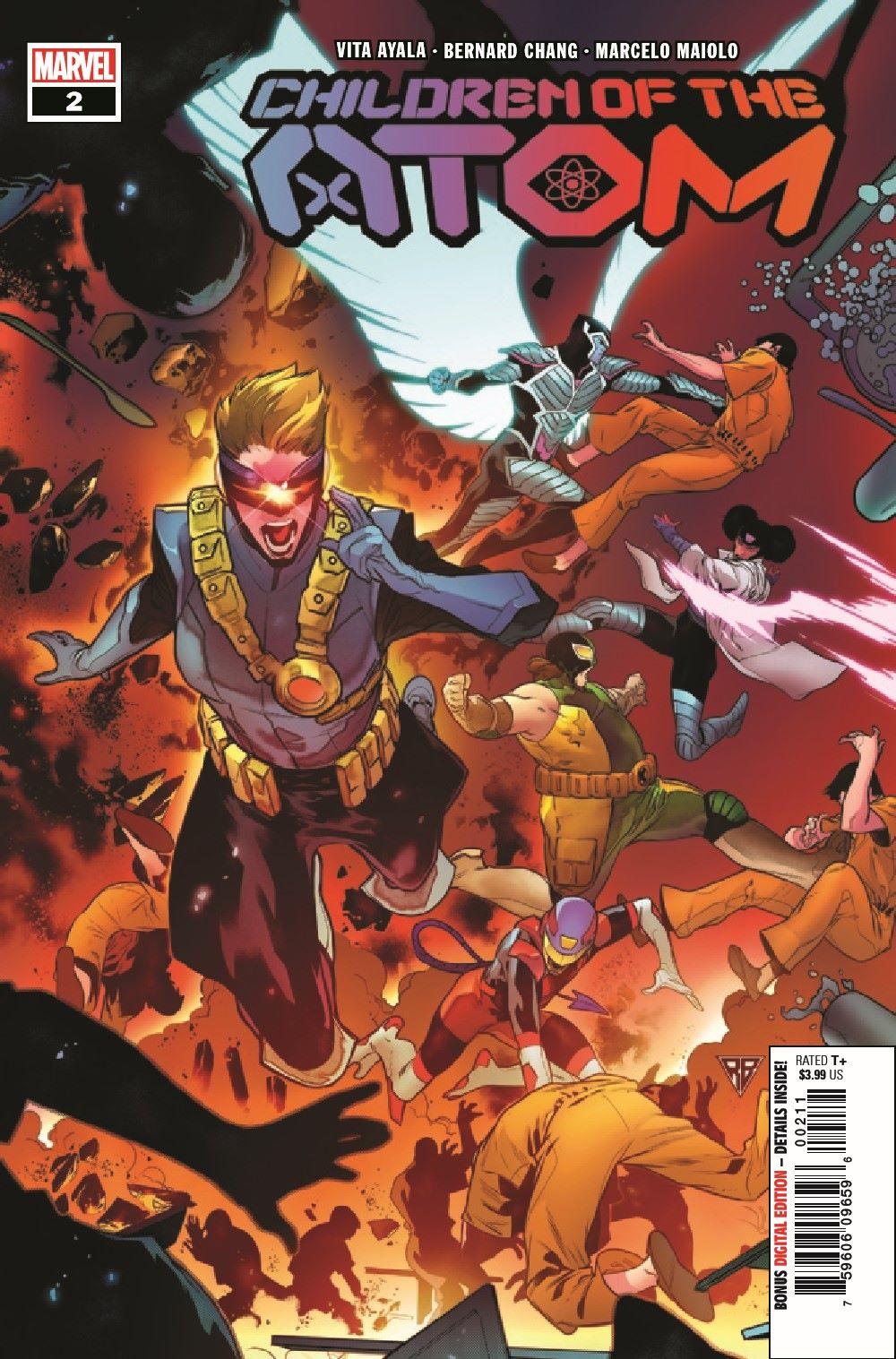 COTA2021002_Preview-1 ComicList Previews: CHILDREN OF THE ATOM #2