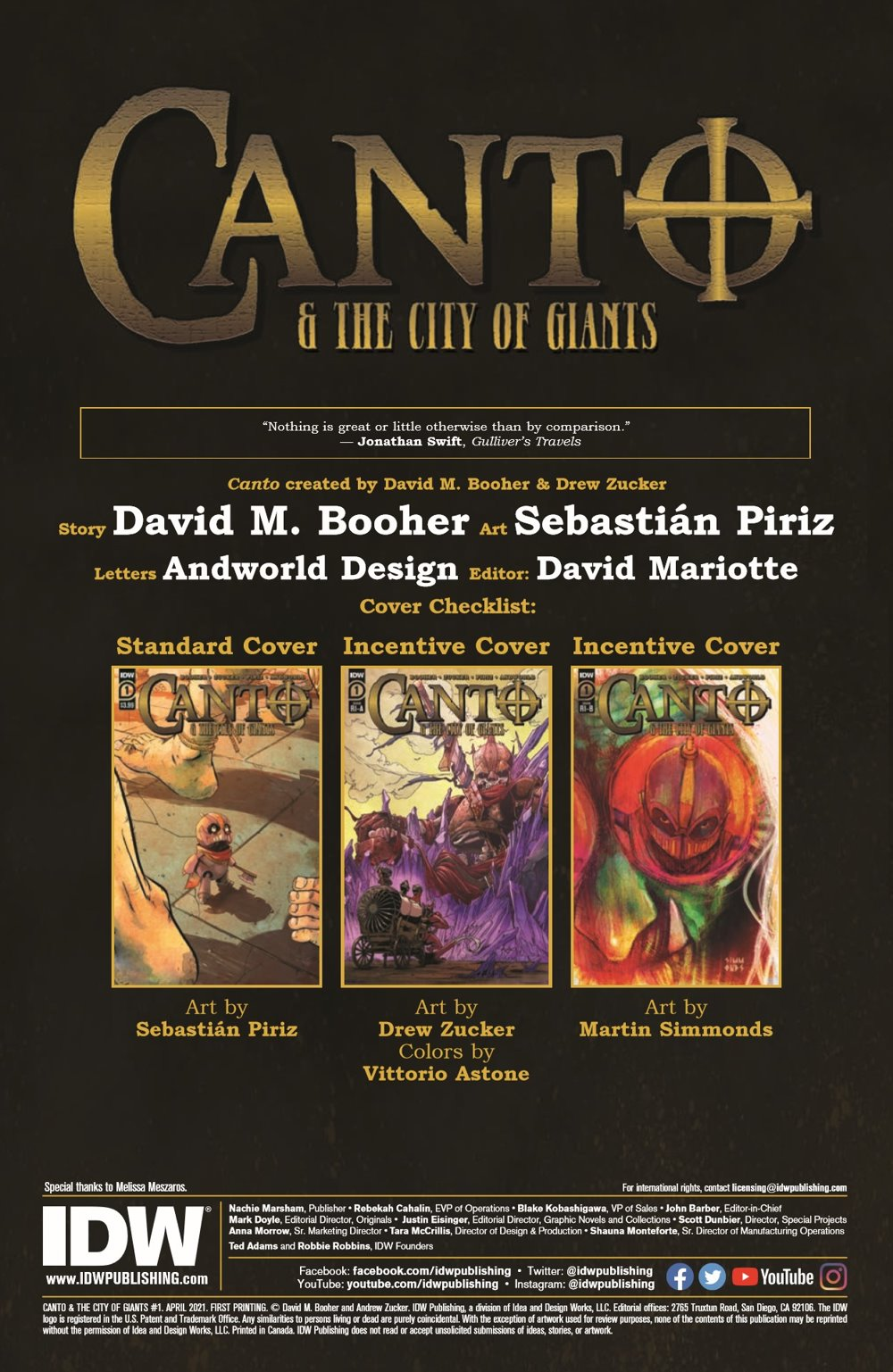 Canto-CoG01_pr-2 ComicList Previews: CANTO AND THE CITY OF GIANTS #1 (OF 3)
