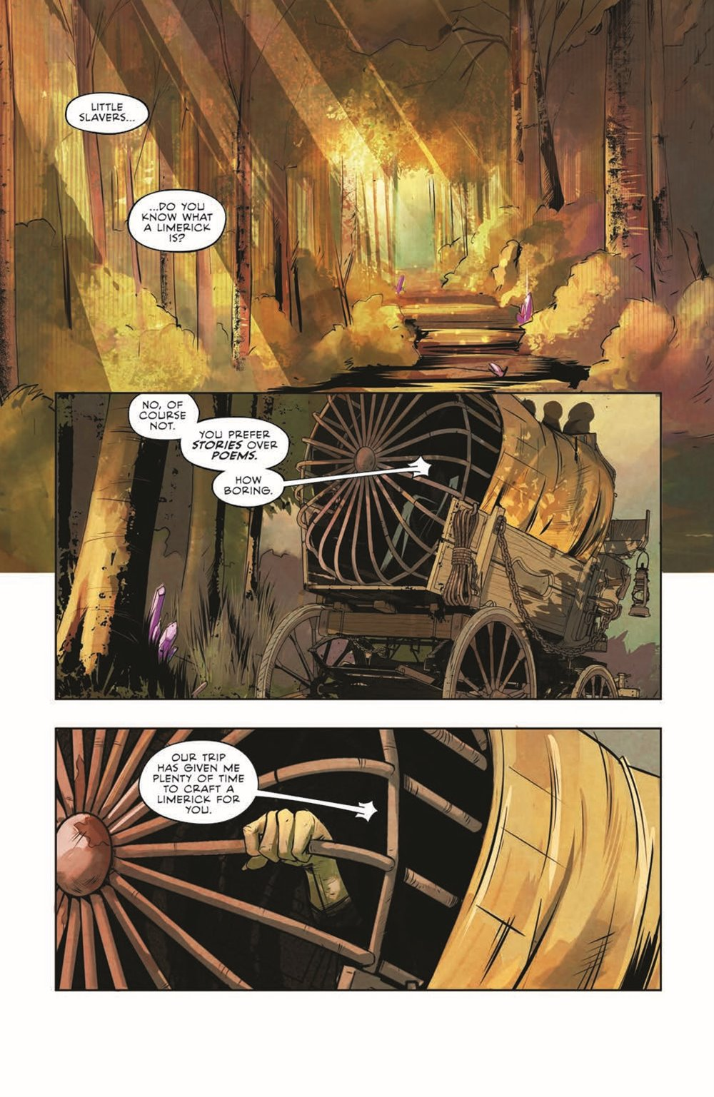 Canto-CoG01_pr-3 ComicList Previews: CANTO AND THE CITY OF GIANTS #1 (OF 3)