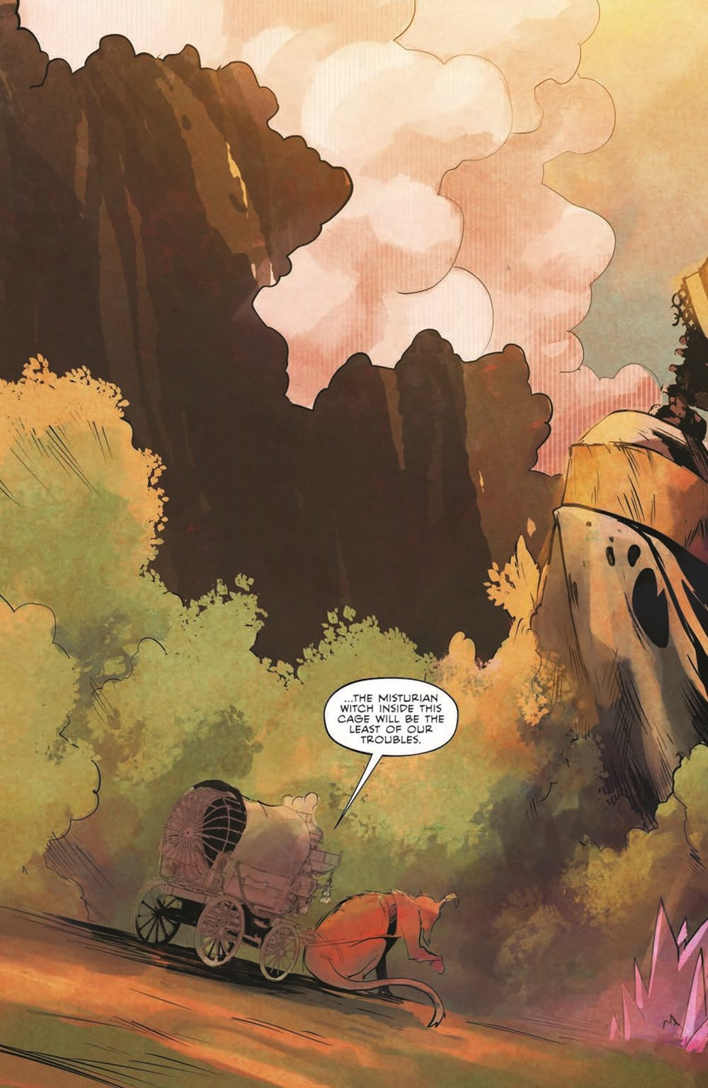 Canto-CoG01_pr-6 ComicList Previews: CANTO AND THE CITY OF GIANTS #1 (OF 3)