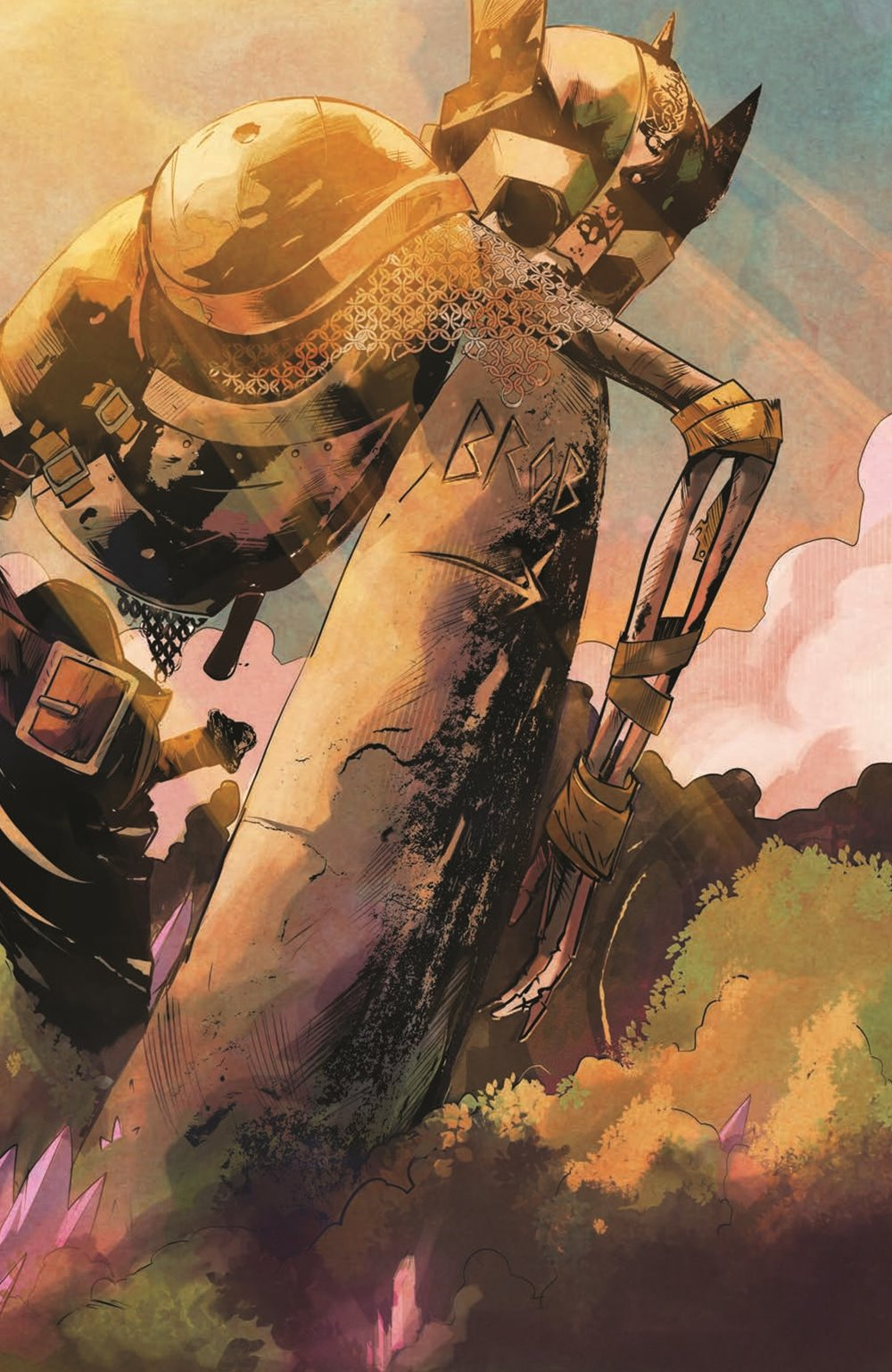 Canto-CoG01_pr-7 ComicList Previews: CANTO AND THE CITY OF GIANTS #1 (OF 3)