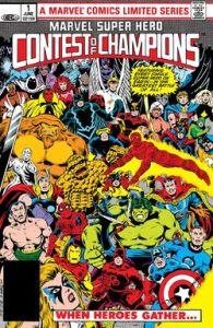 CoC1-195x300 The Original Secret Wars: Marvel's Contest of Champions