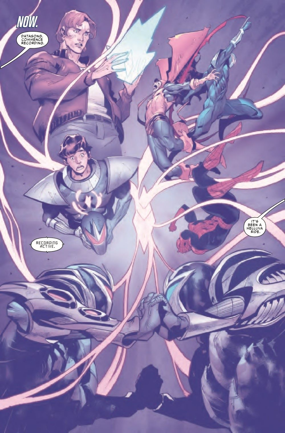 DRKHWKHOH2021001_Preview-6 ComicList Previews: DARKHAWK HEART OF THE HAWK #1