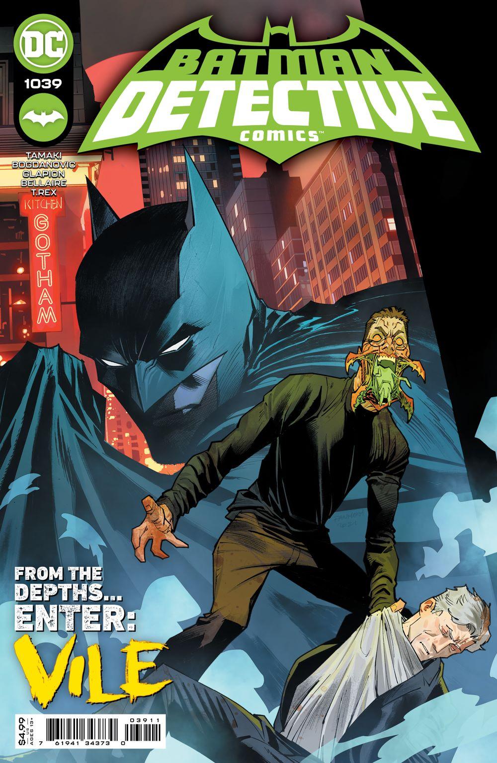 DTC_Cv1039 DC Comics July 2021 Solicitations