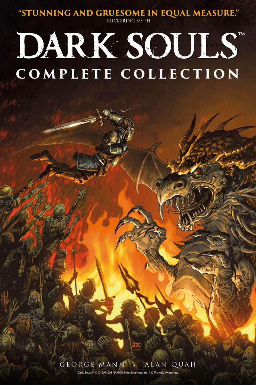 Dark-Souls-Complete-Collection Titan Comics July 2021 Solicitations