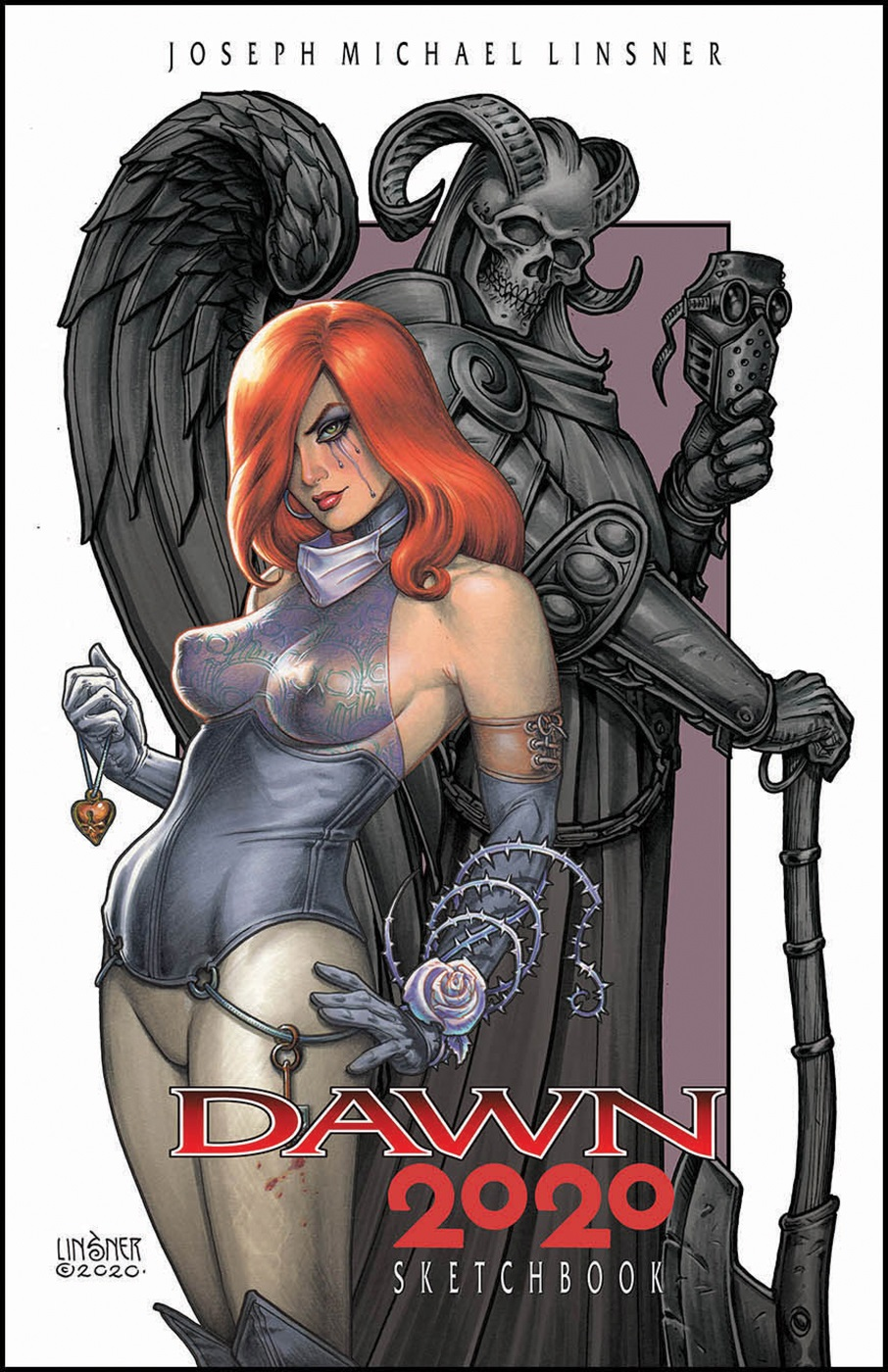 Dawn2020SKbookLOW Dynamite Entertainment July 2021 Solicitations