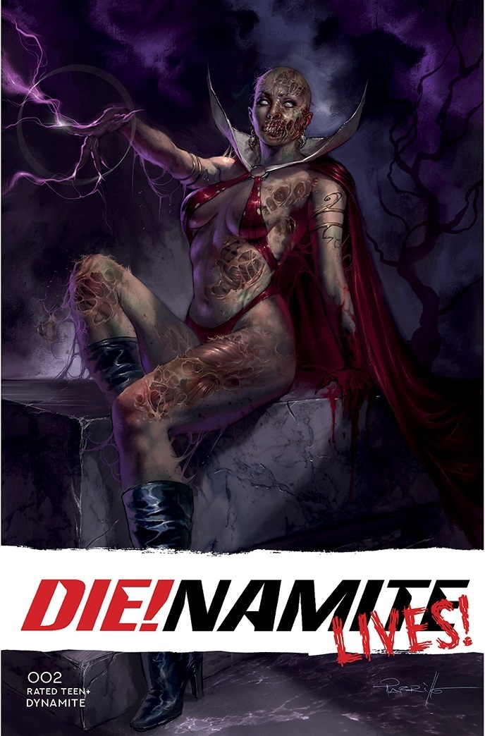 DienamiteLines-02-02011-A-Parrillo Dynamite Entertainment July 2021 Solicitations
