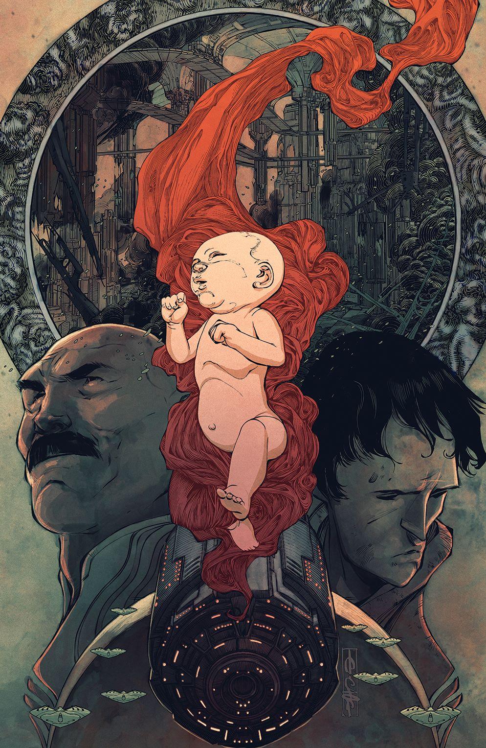 Dune_HouseAtreides_006_Cover_C_Variant ComicList Previews: DUNE HOUSE ATREIDES #6 (OF 12)
