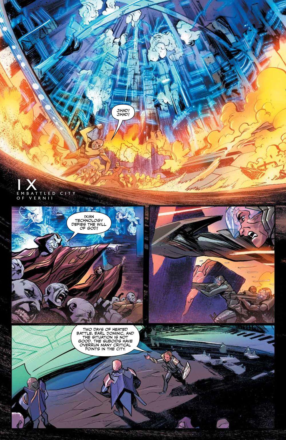 Dune_HouseAtreides_006_PRESS_3 ComicList Previews: DUNE HOUSE ATREIDES #6 (OF 12)