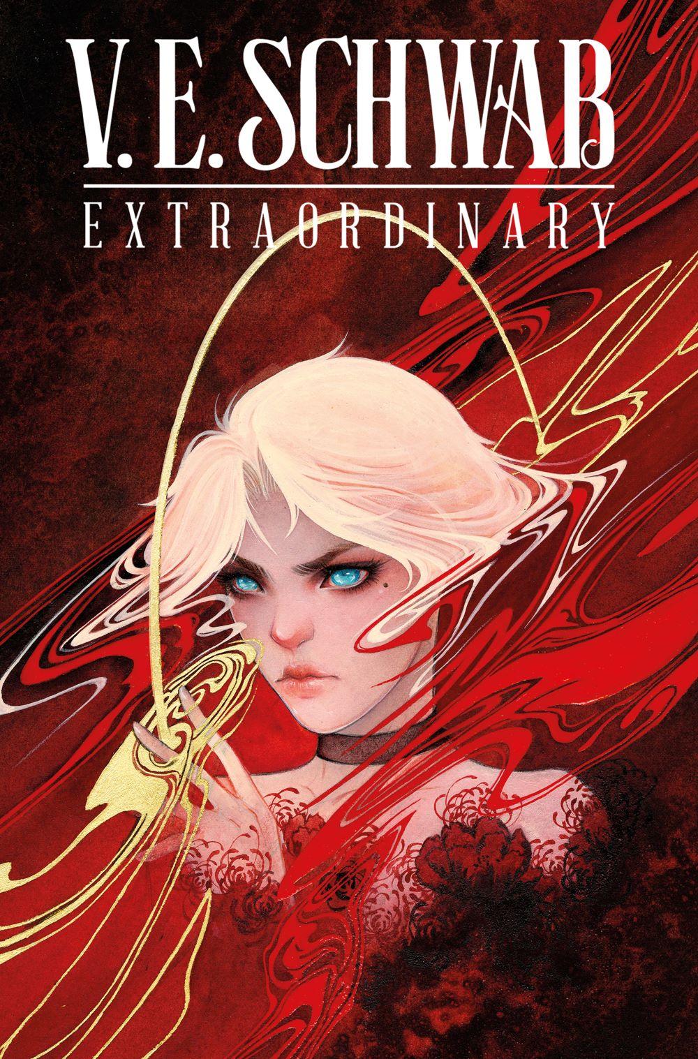 EXTRAORDINARY-2A-NEN-CHANG Titan Comics July 2021 Solicitations