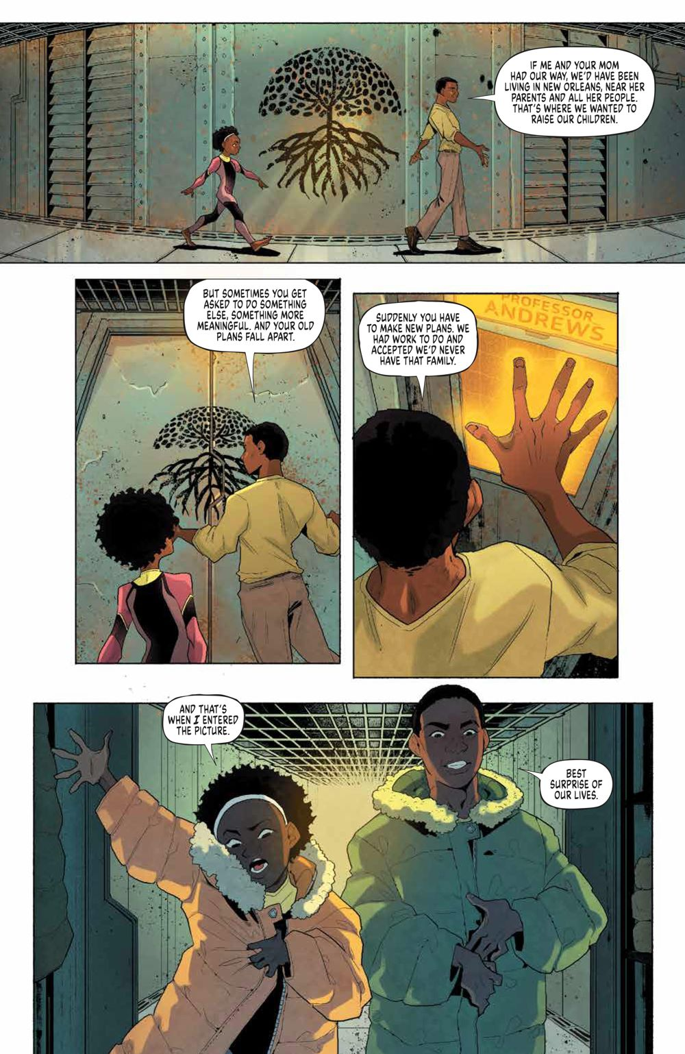 Eve_001_PRESS_8 ComicList Previews: EVE #1 (OF 5)