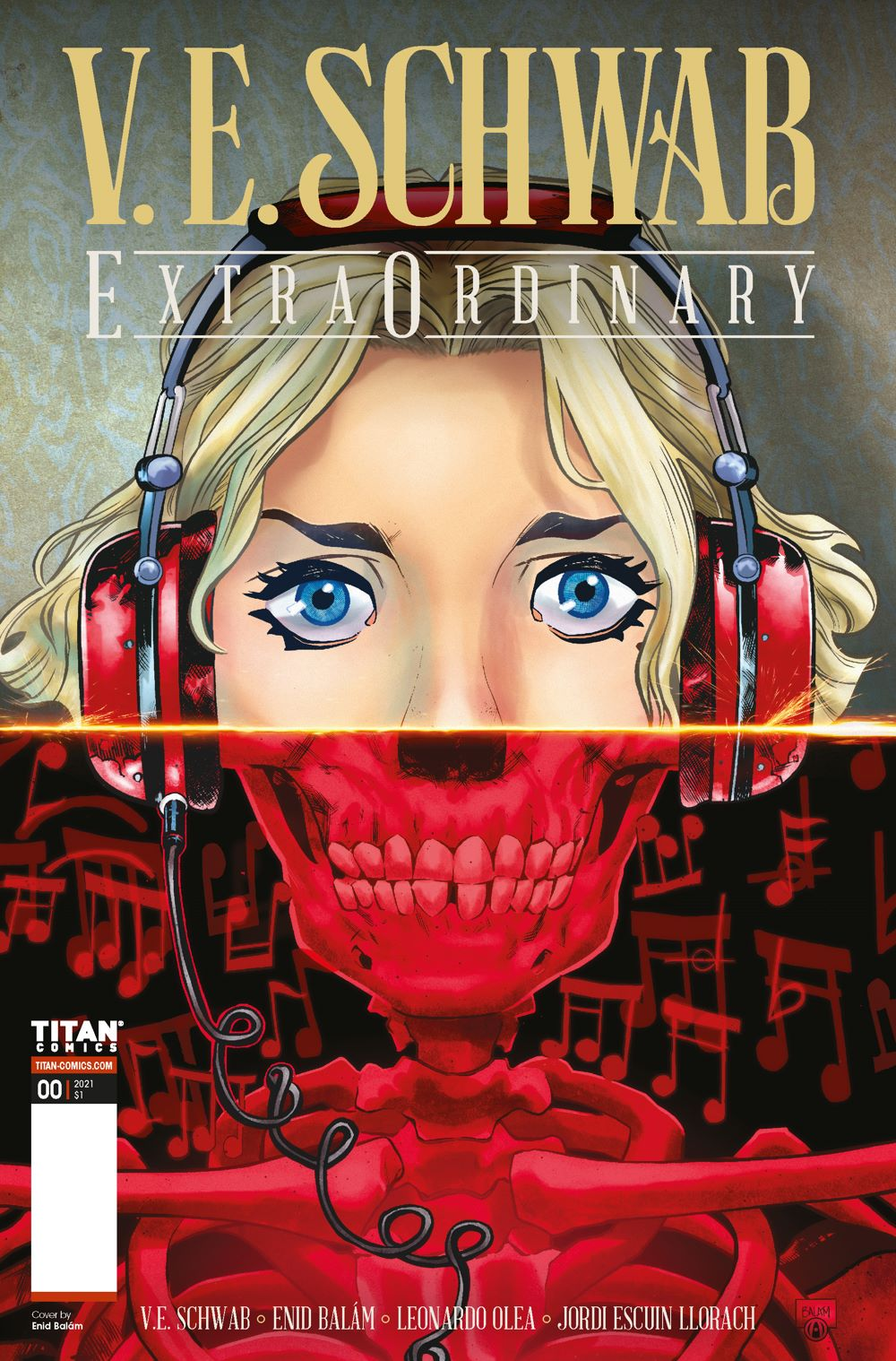 ExtraOrdinary0_COVER ComicList: Titan Comics New Releases for 05/05/2021