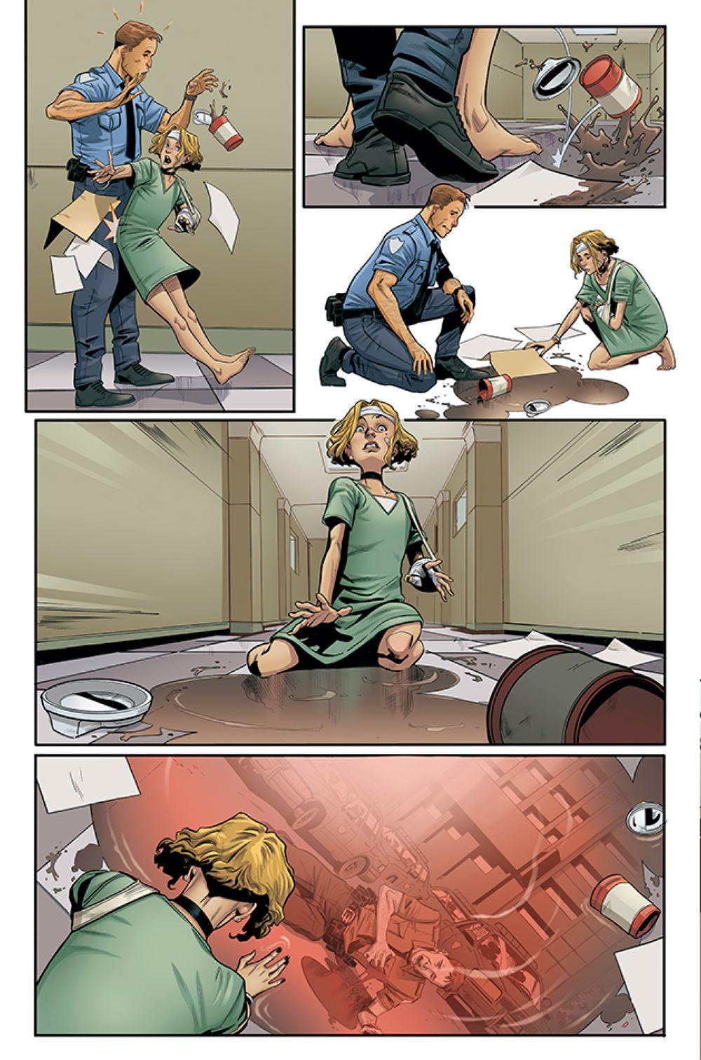 Extraordinary-FCBD-STRIP-colours-1-125 ComicList Previews: EXTRAORDINARY #0