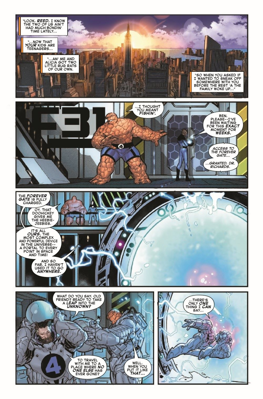 FF2018031_Preview-3 ComicList Previews: FANTASTIC FOUR #31