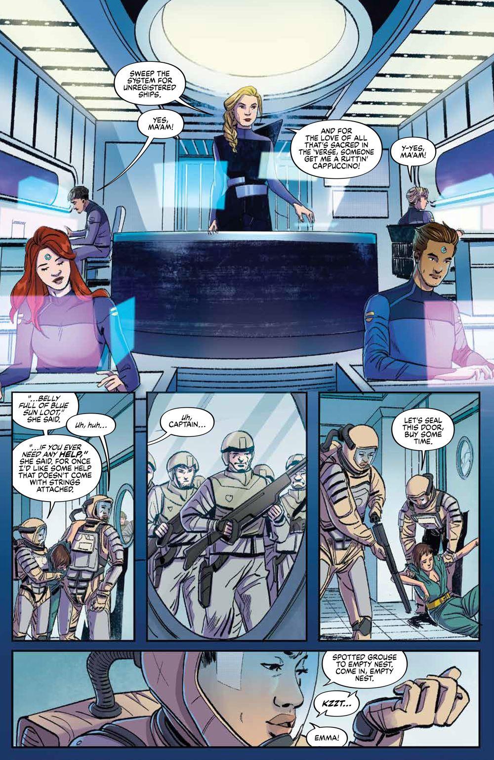 Firefly_BrandNewVerse_002_PRESS_4 ComicList Previews: FIREFLY A BRAND NEW 'VERSE #2 (OF 6)