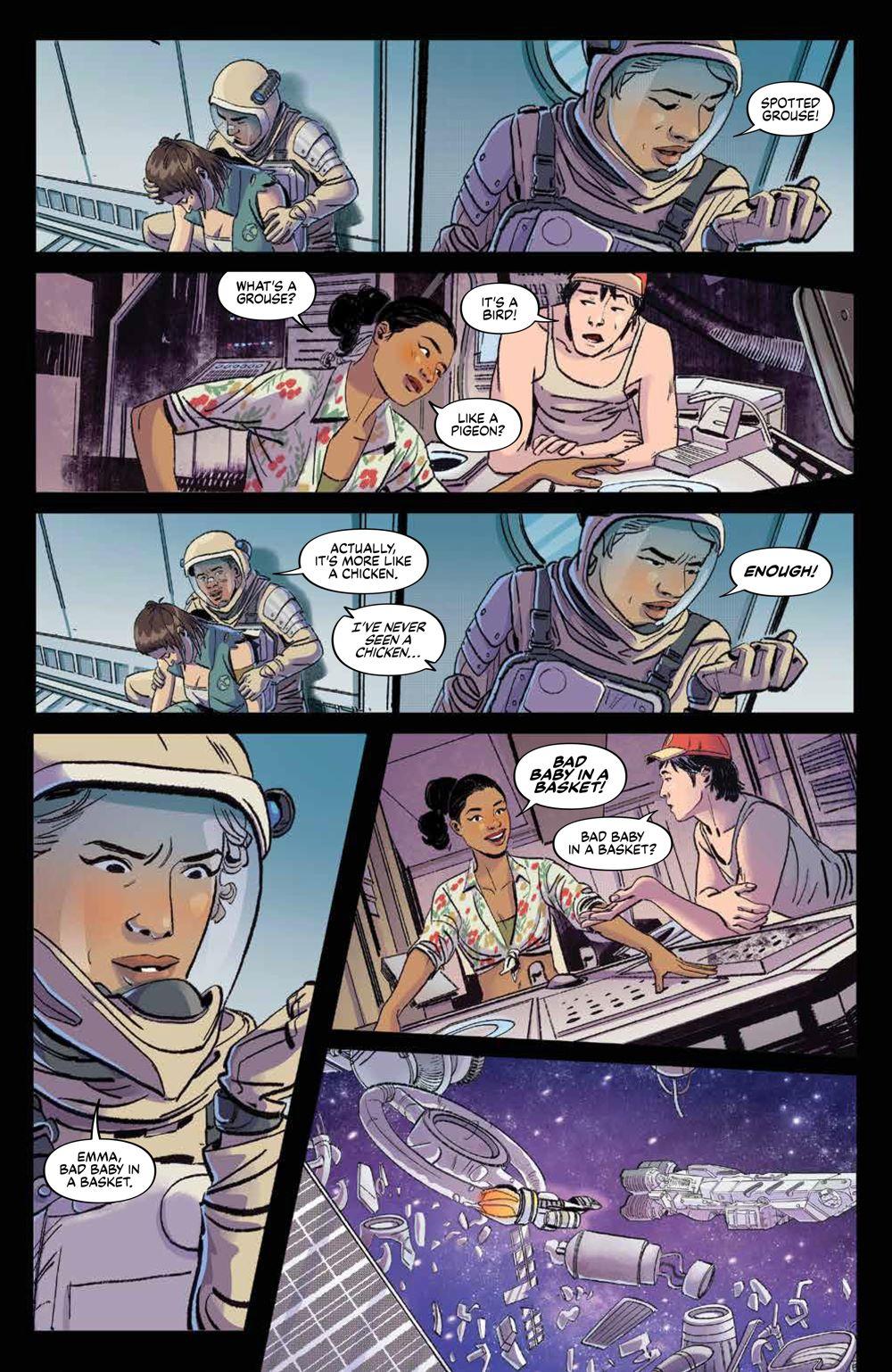 Firefly_BrandNewVerse_002_PRESS_6 ComicList Previews: FIREFLY A BRAND NEW 'VERSE #2 (OF 6)