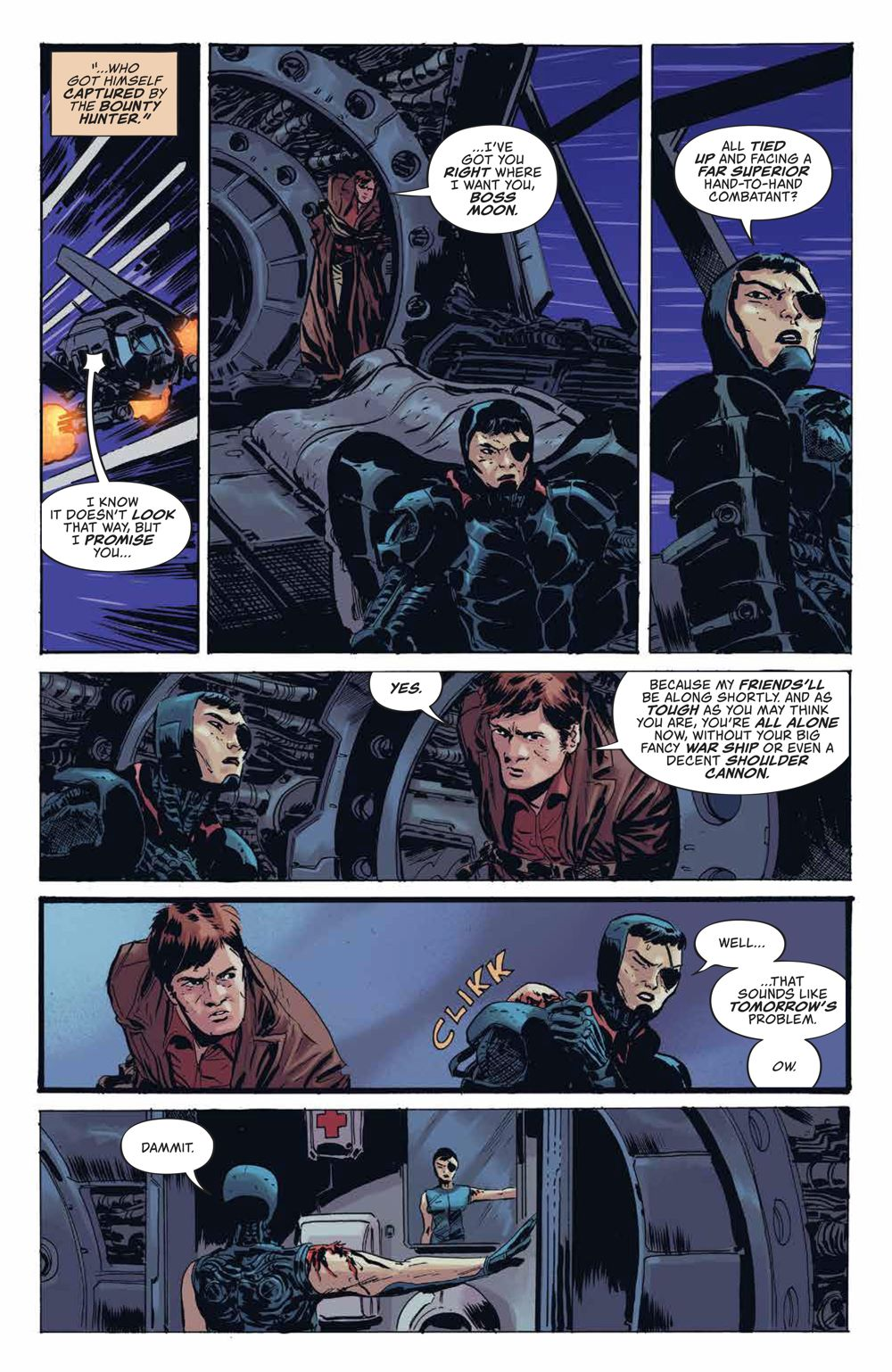 Firefly_UnificationWar_v2_SC_PRESS_12 ComicList Previews: FIREFLY THE UNIFICATION WAR VOLUME 2 TP