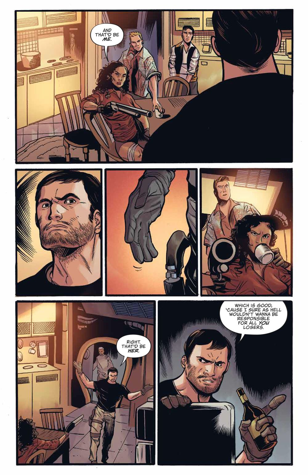 Firefly_UnificationWar_v2_SC_PRESS_16 ComicList Previews: FIREFLY THE UNIFICATION WAR VOLUME 2 TP