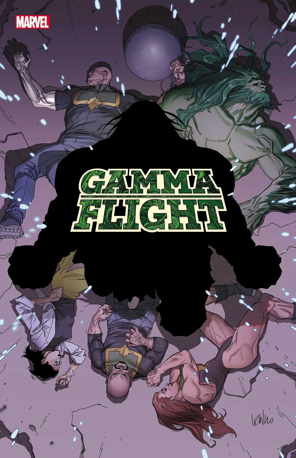 GAMMAFLIGHT2021002_EDIT Marvel Comics July 2021 Solicitations