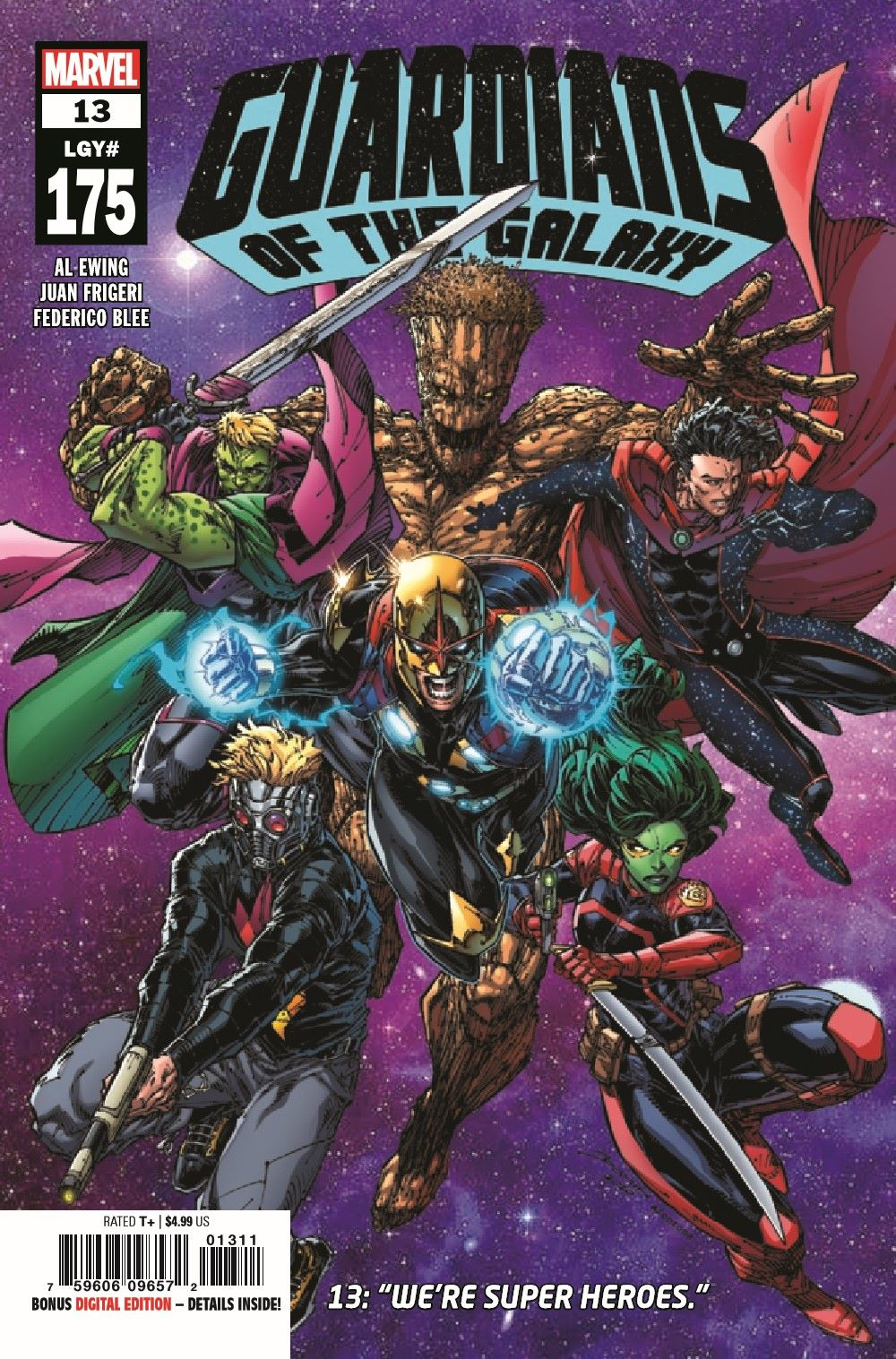 GARGAL2020013_Preview-1 ComicList Previews: GUARDIANS OF THE GALAXY #13