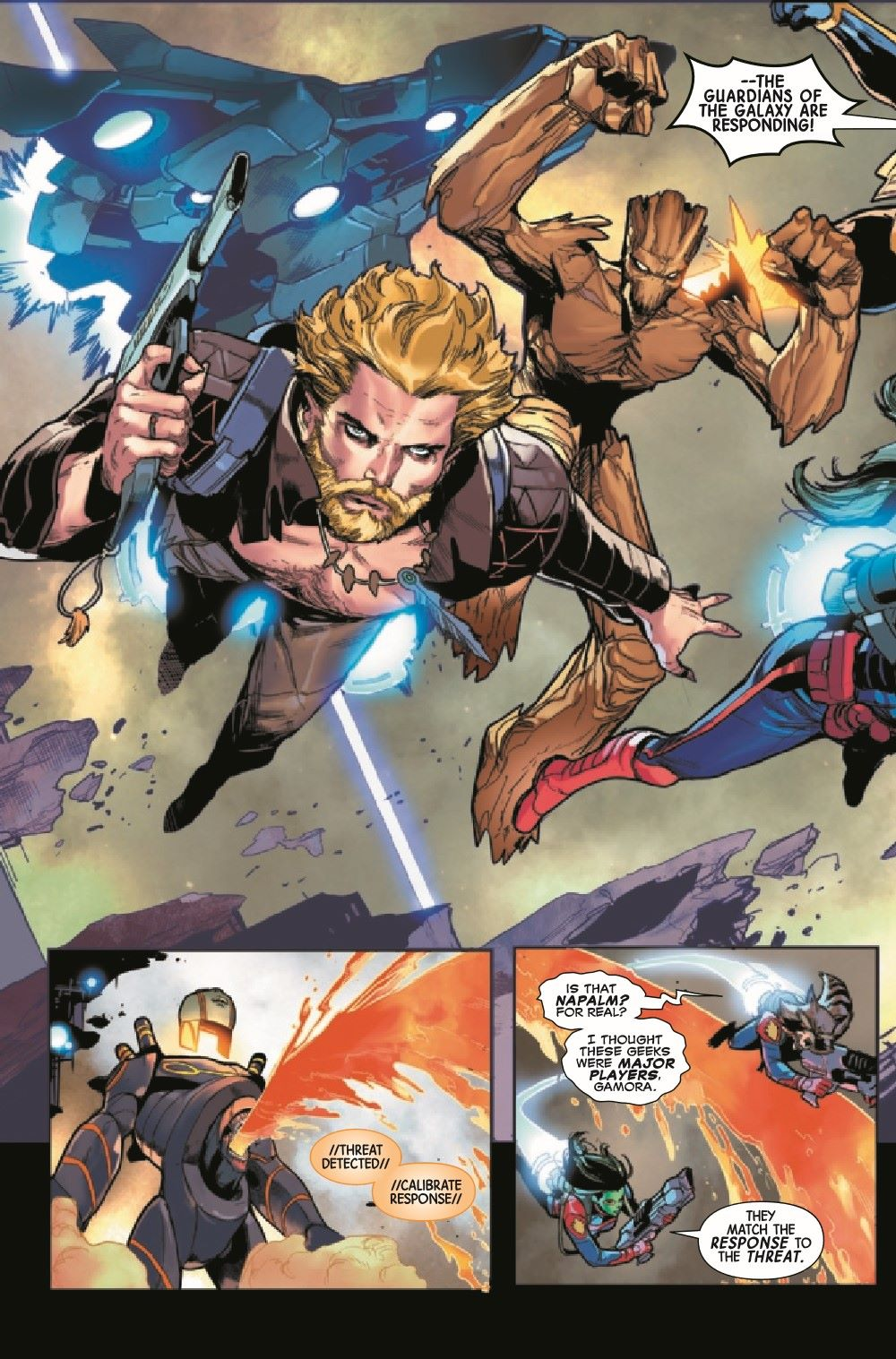 GARGAL2020013_Preview-3 ComicList Previews: GUARDIANS OF THE GALAXY #13