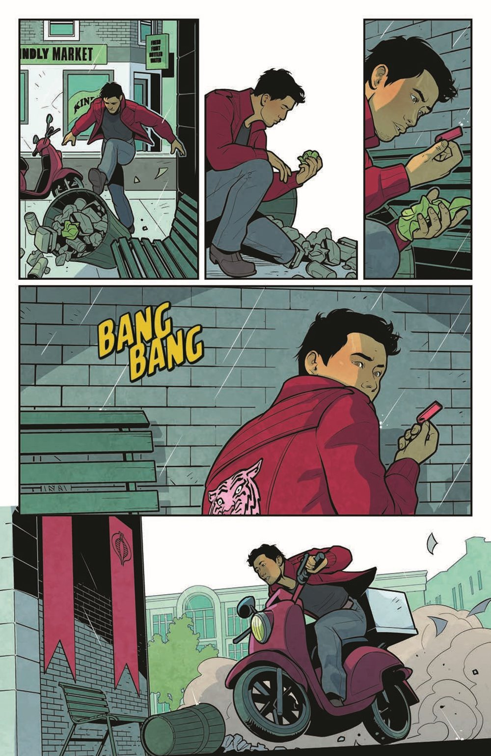 GIJOE_TPB_WoF_pr-7 ComicList Previews: G.I. JOE VOLUME 1 WORLD ON FIRE TP