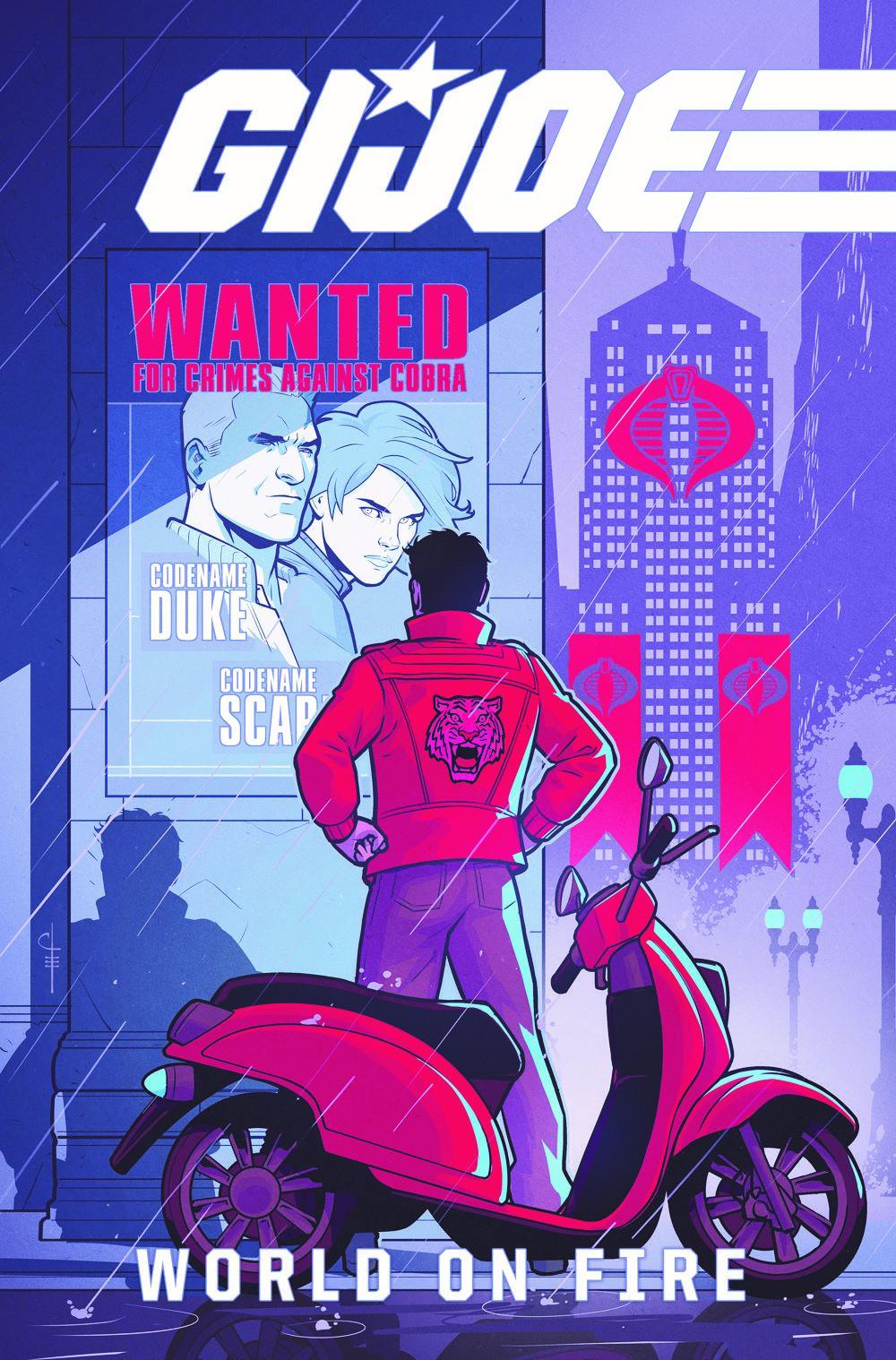 GIJoe2019_TPB-cover_New ComicList Previews: G.I. JOE VOLUME 1 WORLD ON FIRE TP