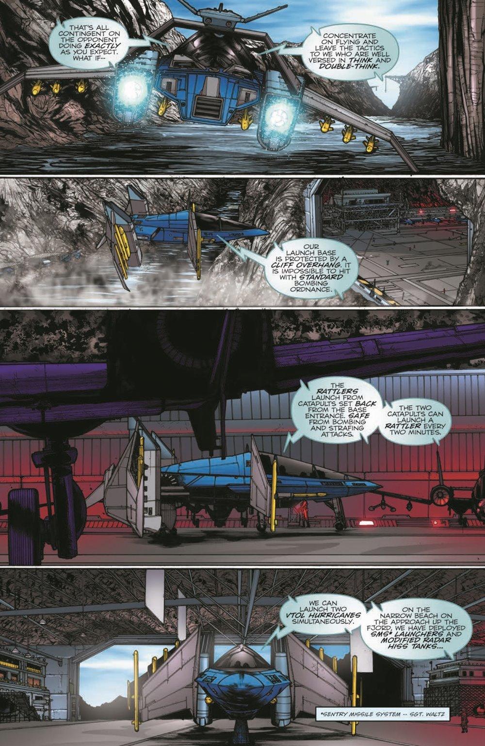 GIJoeRAH279-pr-7 ComicList Previews: G.I. JOE A REAL AMERICAN HERO #279