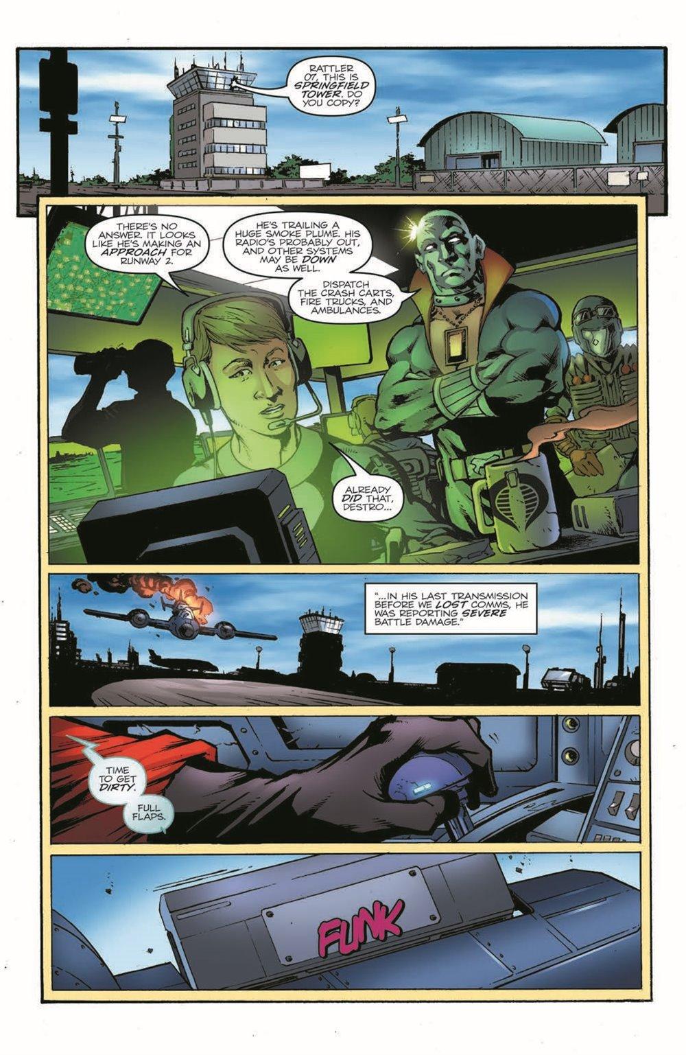 GIJoeRAH280-pr-4 ComicList Previews: G.I. JOE A REAL AMERICAN HERO #280
