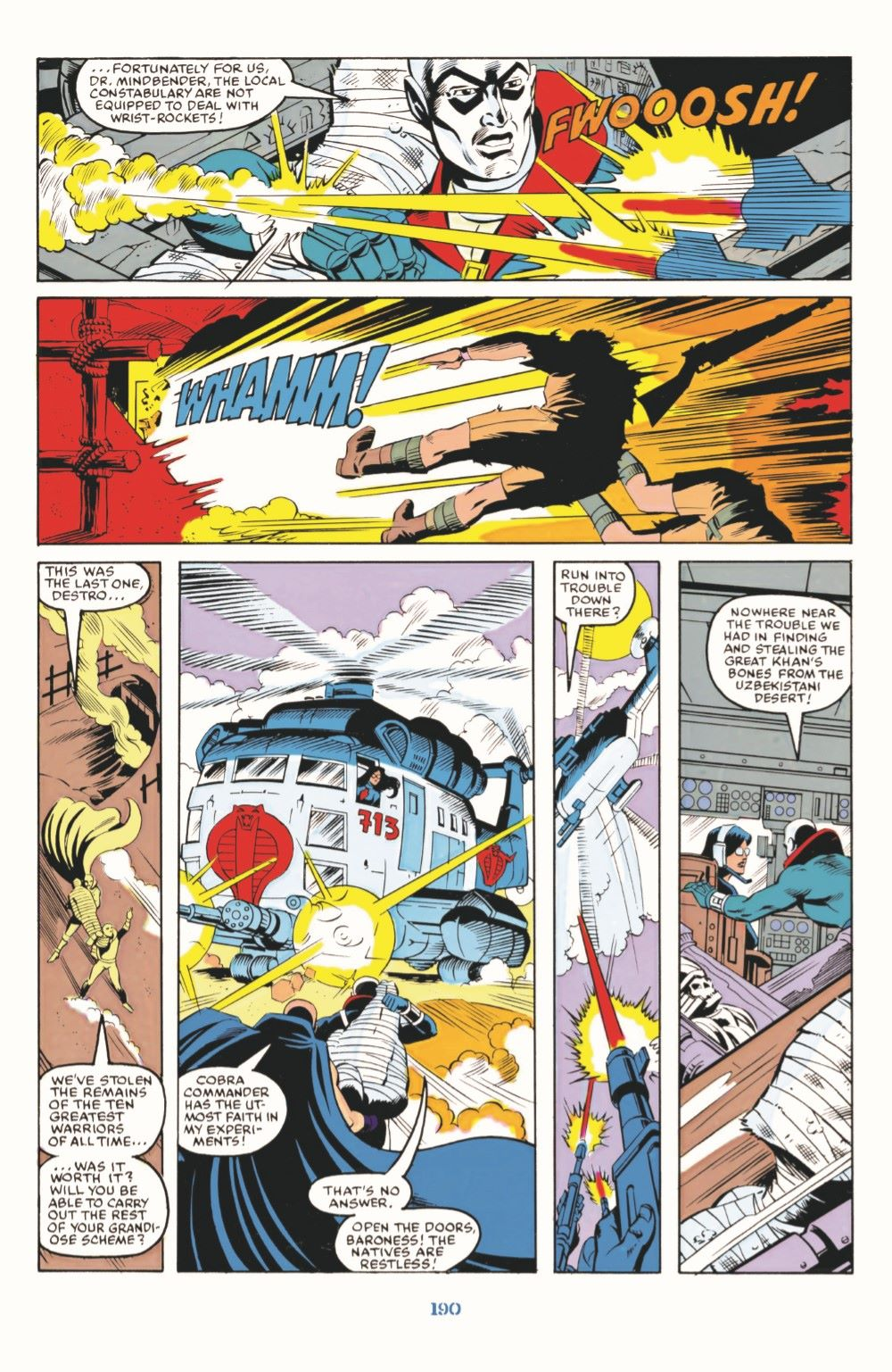 GIJoeRAH_SerpentorUncoiled-pr-05 ComicList Previews: G.I. JOE A REAL AMERICAN HERO SERPENTOR UNCOILED #1