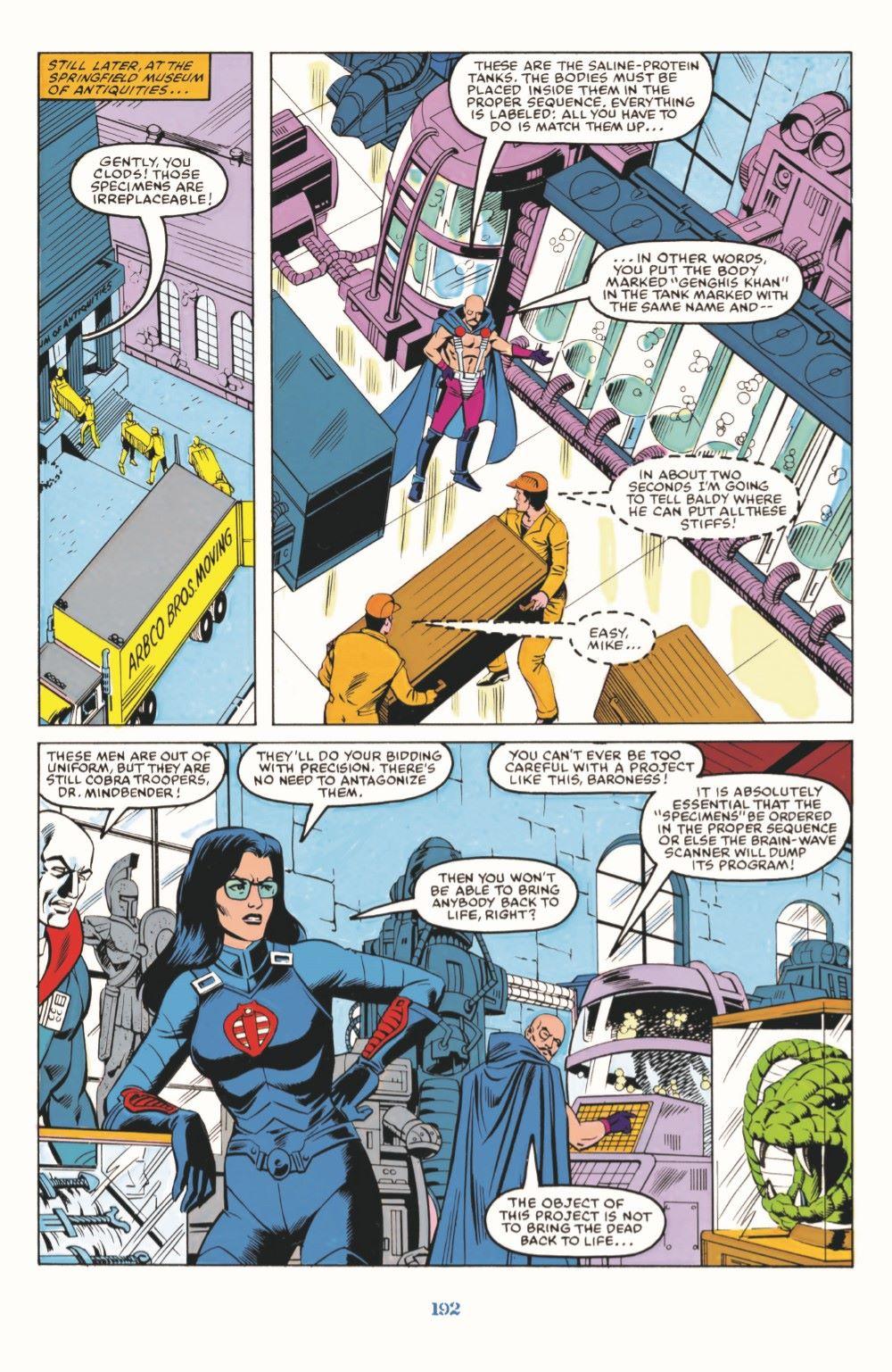 GIJoeRAH_SerpentorUncoiled-pr-07 ComicList Previews: G.I. JOE A REAL AMERICAN HERO SERPENTOR UNCOILED #1