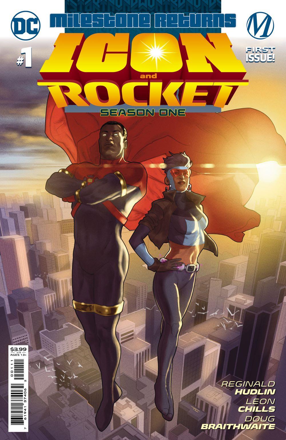 ICON_ROCKET_S1_Cv1 DC Comics July 2021 Solicitations