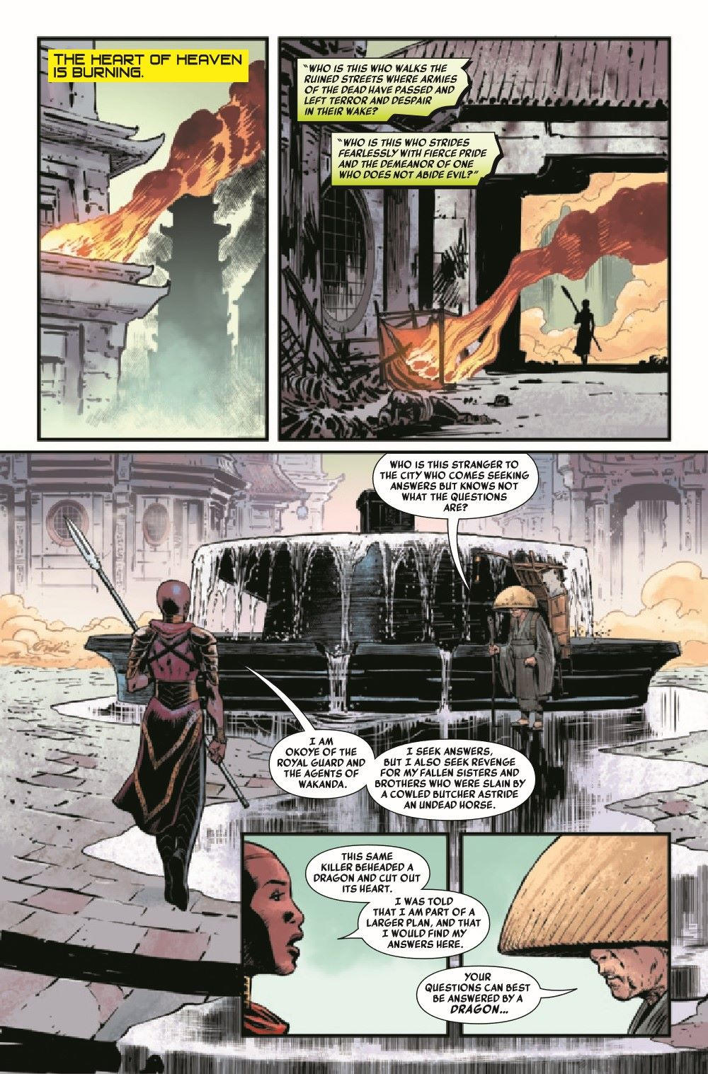 IRONFISTHOD2021004_Preview-3 ComicList Previews: IRON FIST HEART OF THE DRAGON #4 (OF 6)