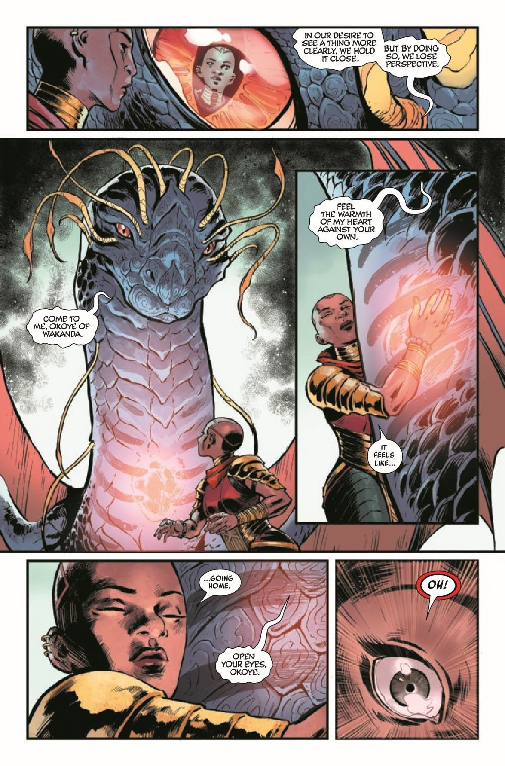 IRONFISTHOD2021004_Preview-5 ComicList Previews: IRON FIST HEART OF THE DRAGON #4 (OF 6)