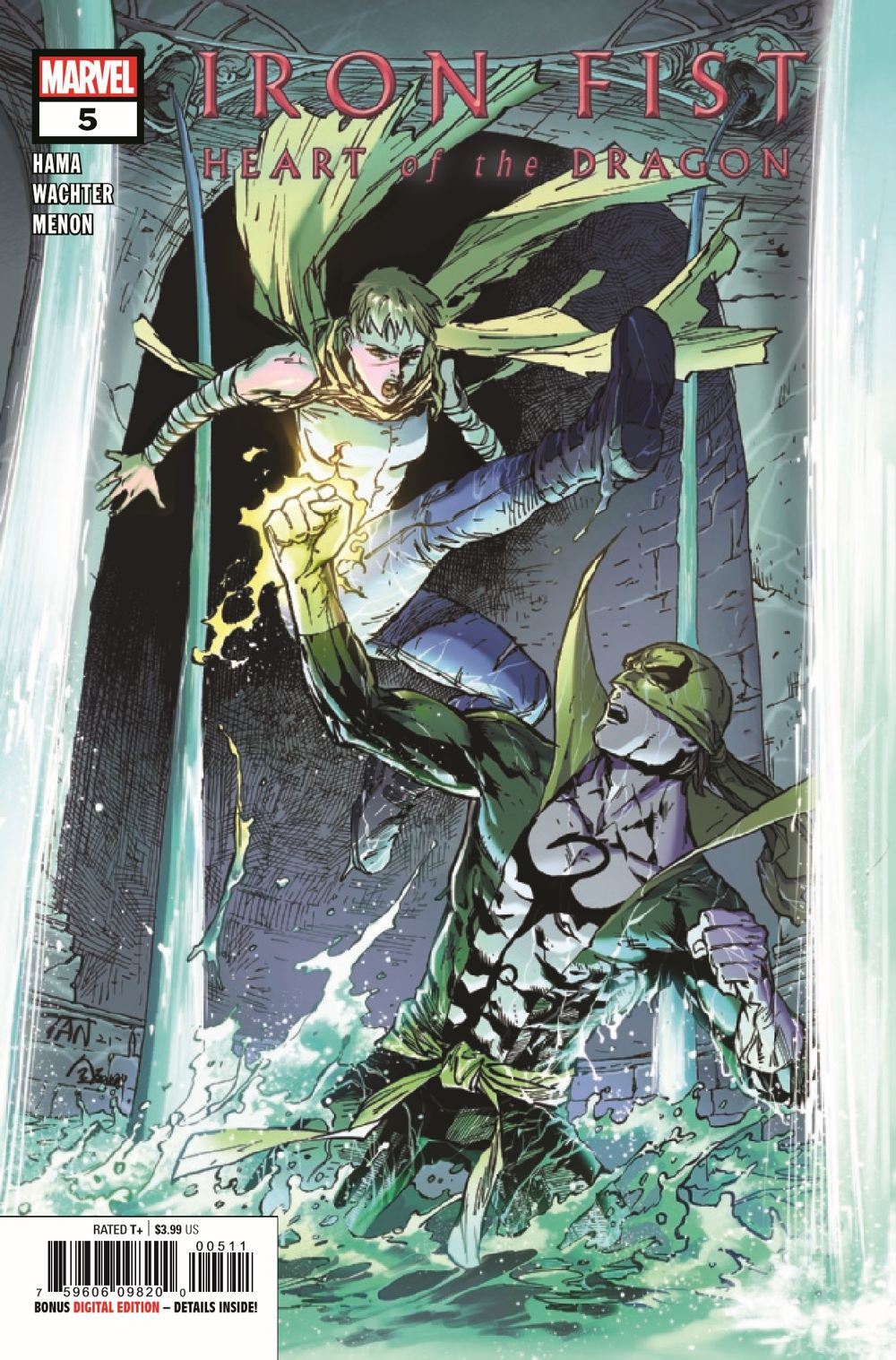 IRONFISTHOD2021005_Preview-1 ComicList Previews: IRON FIST HEART OF THE DRAGON #5 (OF 6)