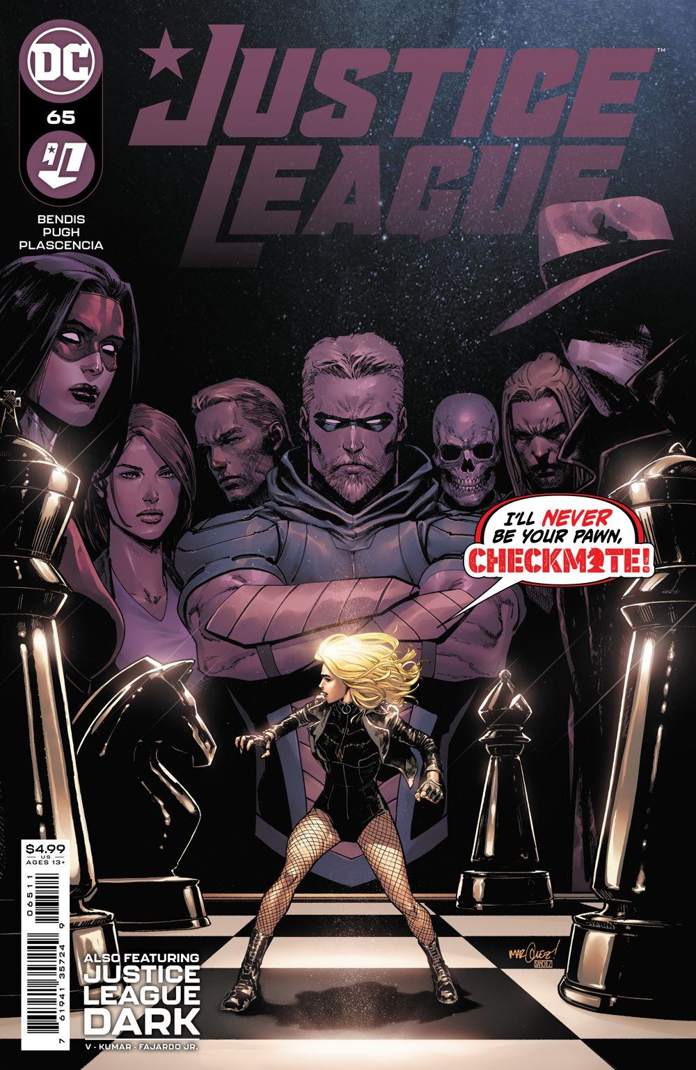 JL_Cv65 DC Comics July 2021 Solicitations